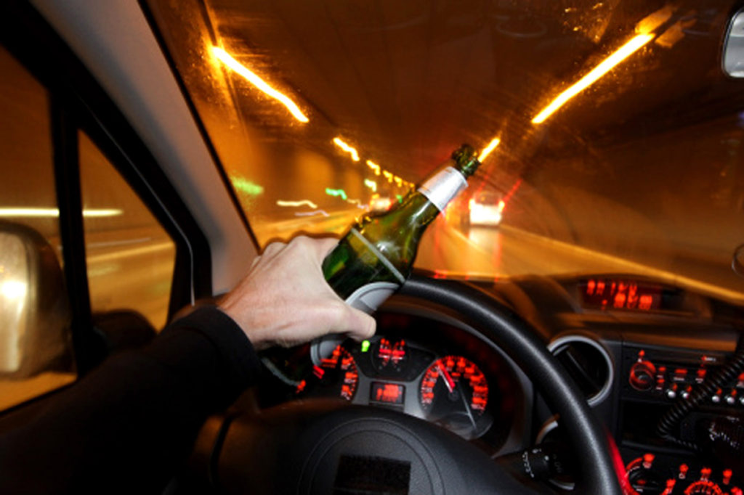 Surviving Drunk Driving